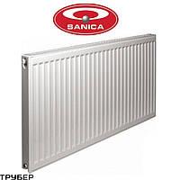 Стальной радиатор 11 тип 500*800 SANICA