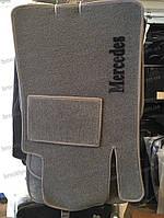 Коврики салона текстильные Mercedes E-кл W211 (02-09) (Мерседес Бенц Е-Класс) (4 шт)