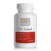 «Джі-Екс Ассист», очищаюча формула / GX Assist GI Cleansing Formula, 60 капсул.