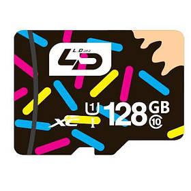 LD 128GB Class 10 Высокоскоростная флэш-карта памяти TF-карта для мобильного телефона - 1TopShop