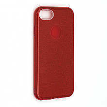 Силикон SHINE Apple iPhone 7/8 Plus (красный)
