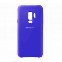 Силикон Original Case Samsung Galaxy S9 Plus (20) Dark Blue