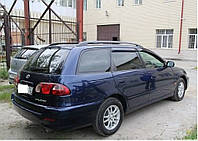 Дефлекторы окон Toyota Caldina (T21) 1997-2002 (Тойота калдина) Cobra Tuning