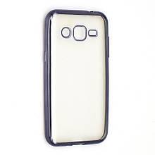 Силикон UMKU Line Samsung J200 (Серый)