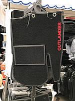 Коврики салона текстильные Mitsubishi Outlender III (12-) (Митсубиси Аутлендер) (4 шт)