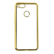 Силикон UMKU Line Xiaomi Mi5x / A1 (Золотой)