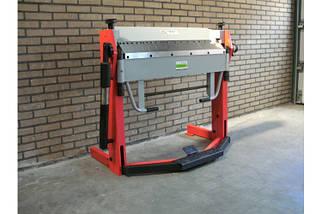 Станок для гибки листового металла Holzmann AKM 1020PS