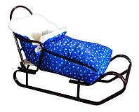 Чехол зимний для санок и колясок