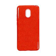 Силикон Twins Meizu M6 (Красный)