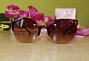 Солнцезащитные очки женские 2016 (коричневые), фото 3