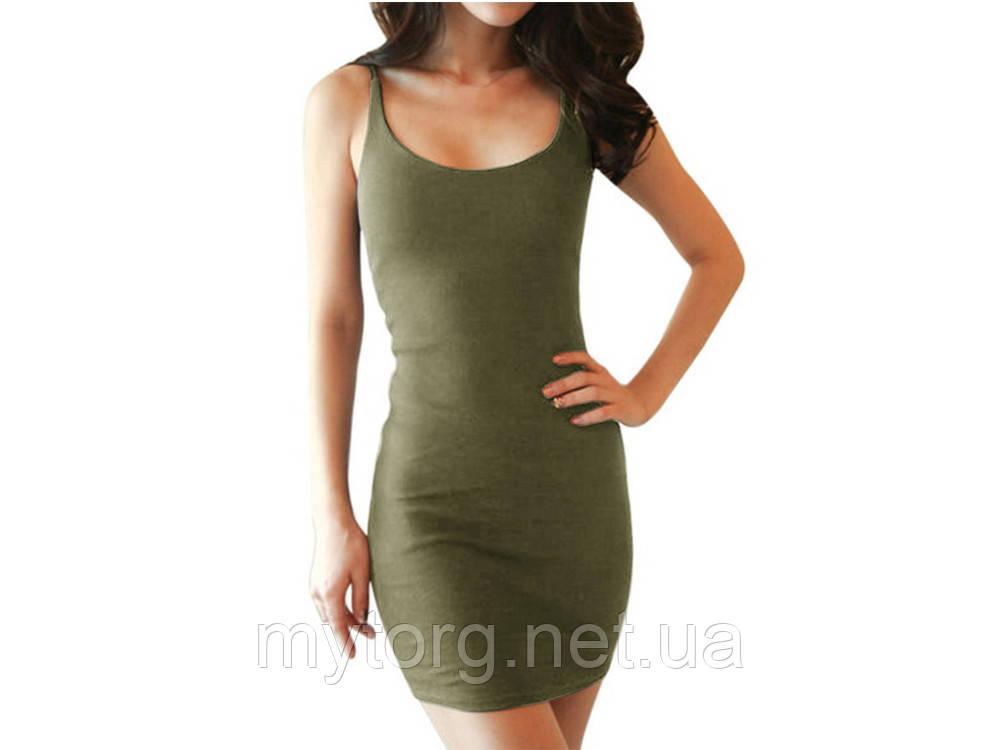 Женское платье Magic M М Зеленый