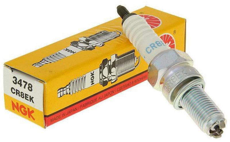 Свеча зажигания NGK 3478 / CR8EK