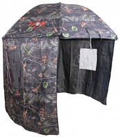 Зонт-Палатка Carp Zoom Umbrella Shelter, camou, 250cм (CZ5975)