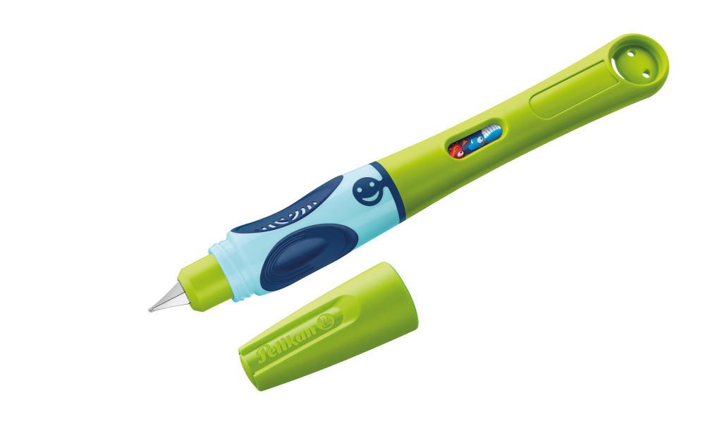 Ручка перьевая обучающая для правши Pelikan Griffix Green (805674)