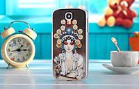 Чехол с рисунком для Samsung Galaxy S4 i9500