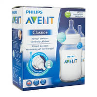PHILIPS AVENT  Classic+ Flasche im Doppelpack - Классические бутылочки (2 шт)