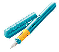 Ручка перьевая для правши Pelikan Pelikano Junior Turquoise  (924886), фото 1