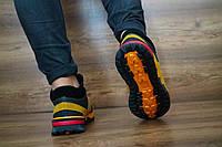 Кроссовки CrossSAV 23 (Adidas) (зима, мужские, кожа)