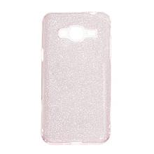 Силикон Candy Samsung Galaxy J7 2015 J700 (розовый)