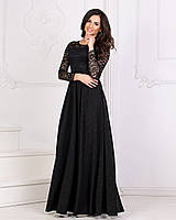 Женское нарядное платье в пол, фото 1