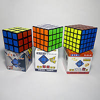 """Набор кубиков Рубика """"3+4+5"""" от ShengShou (кубик-рубика)"""