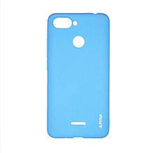 Силикон iNavi Color Xiaomi Redmi 6 (голубой)