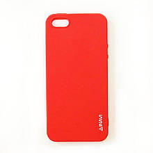 Силикон iNavi Color iPhone 6/6s (красный)