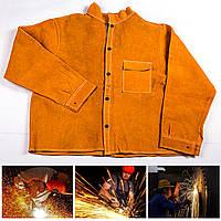 L / XL / XXL / XXXL Сварщики Сварочная куртка Защитная одежда Одежда для костюмов - 1TopShop