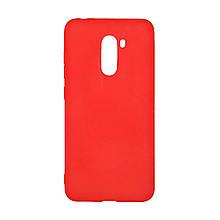 Силикон Multicolor Xiaomi Pocophone F1 (красный)