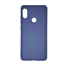 Силикон Multicolor Xiaomi Redmi 6 Pro / Mi A2 Lite (синий)