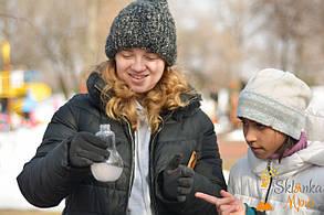 Новогодний домашний квест для детей от Склянка мрiй
