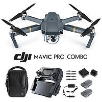 Квадрокоптер DJI Mavic Pro Fly More Combo, фото 1