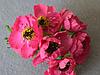 Атласные цветочки 4011  упаковка 72 шт