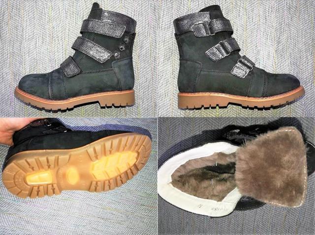 Зимние ортопедические ботинки, Orthobe 306 фото