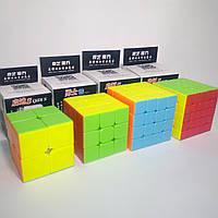 """Набор кубиков Рубика """"2+3+4+5"""" от QiYi (кубик-рубика MoFangGe)"""
