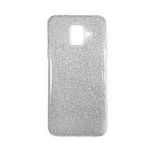 Силикон Twins Samsung Galaxy J6 (2018) J600 (Серый)