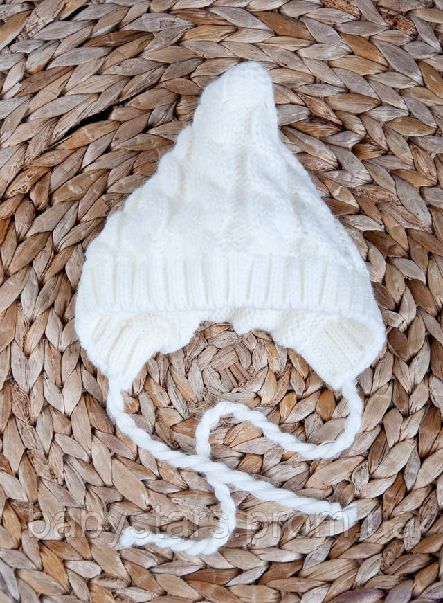 купить вязаную шапочку