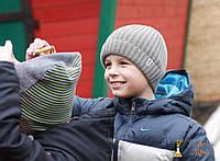 Новый год в Киеве. Квест для детей от Склянка мрiй