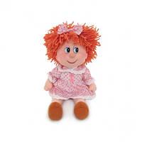 Детская мягкая кукла-игрушка Любаша Lava муз. 20см