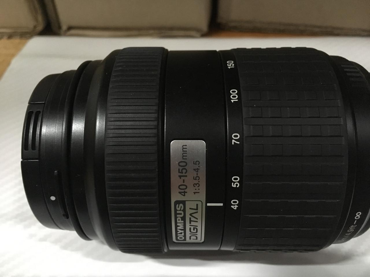 Объектив olympus zuiko digital 40-150mm для фотоаппаратов