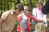 Организация квестов для детей в Киеве от Склянка мрiй