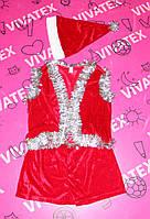 Детский карнавальный костюм Гномик велюр