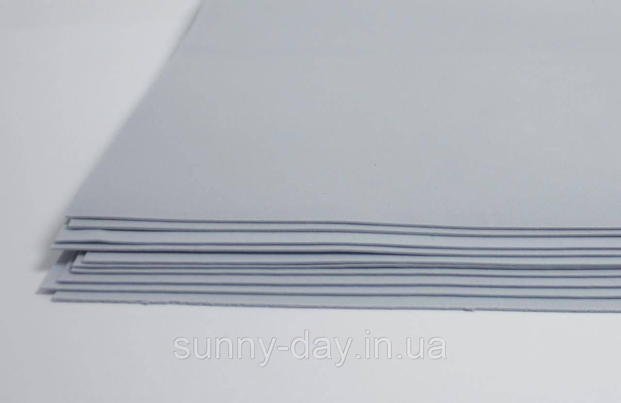 Фоамиран лист (15х20см), лаванда