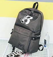Рюкзак городской CS школьный Серый, фото 1