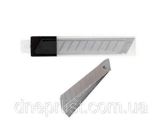 Набор лезвий для ножа 18 мм, 10 шт, фото 2