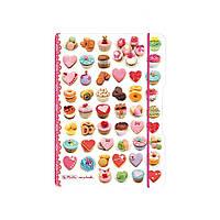Блокнот Herlitz My.Book Flex PP А5 40 листов Recipes клетка пластиковая обложка (11415627)