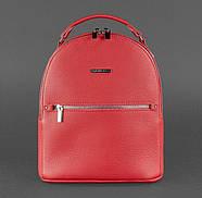 "Кожаный мини-рюкзак ""Рубин"", фото 2"