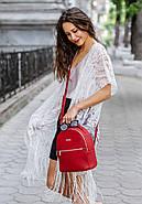 "Кожаный мини-рюкзак ""Рубин"", фото 8"