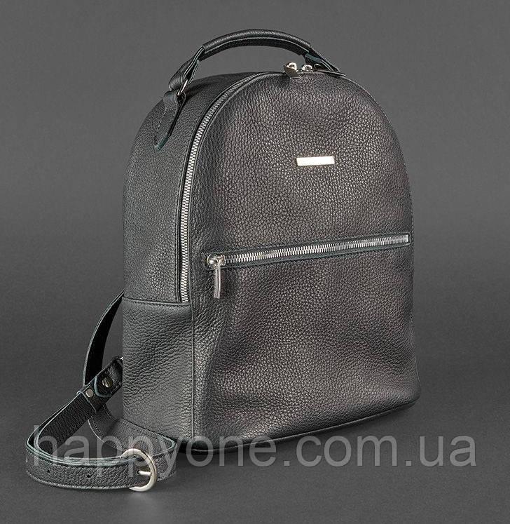 """Кожаный мини-рюкзак """"Оникс"""""""