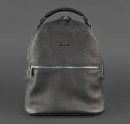 """Кожаный мини-рюкзак """"Оникс"""", фото 2"""